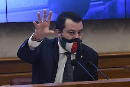 """Salvini """"Lo Ius Soli un incentivo agli scafisti"""""""