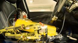 Ford recluta robot test driver per PREPARARE AUTO A condizioni difficiLI
