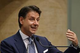 """Conte """"Per Milano legge speciale, traino per ripartenza del Paese"""""""