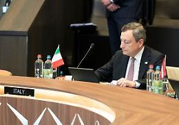"""Afghanistan, Draghi """"Riflettere su quanto accaduto per tracciare futuro"""""""