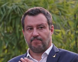 "Afghanistan,Salvini""Sì corridoi umanitari,no accoglienza indiscriminata"""