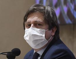 """Sileri """"80% vaccinati a meta' settembre oppure si valutera' obbligo"""""""