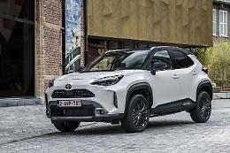 Toyota presenta Yaris Cross, il Suv per la guida urbana