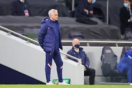 """Mourinho """"Torneo più equilibrato senza CR7? Chiedete a Inzaghi"""""""