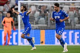 Colpo Empoli allo Stadium, Mancuso manda ko la Juve