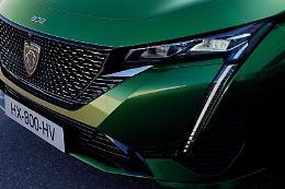 Peugeot, su 308 e 308 Sw tecnologia illuminazione Matrix Led