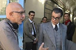 Michele Placido è Arnoldo Mondadori in docu-fiction Rai