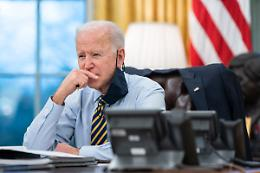 "Afghanistan, Biden ""La guerra doveva finire"""