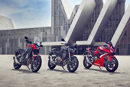 Honda rinnova CB500F, CBR500R e CB500X