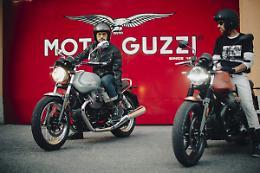 Timberland e Moto Guzzi lanciano collezione speciale