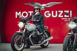 100 anni di moto Guzzi