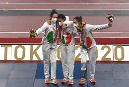 Italia da sogno a Tokyo: raggiunta quota 69 medaglie