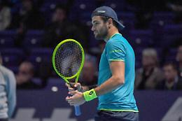 Djokovic-Berrettini ai quarti agli Us Open, sfida infinita