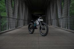 Bmw Motorrad presenta Vision AMBY, un concept tra moto e bici