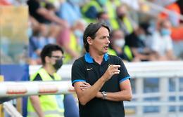 "Inzaghi ""Bastoni out, Real? Concentrati su Samp"""