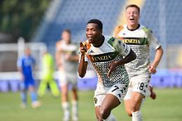 Henry e Okereke, il Venezia vince 2-1 a Empoli