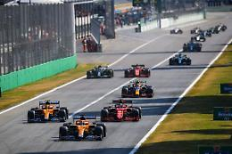 Ricciardo vince a Monza, 4^ Leclerc, fuori Hamilton e Verstappen