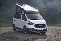 Al Salone del Camper il nuovo Ford Transit Custom Nugget Active