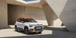 C3 sostiene la strategia di espansione internazionale di Citroën