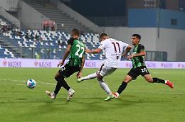 Pjaca lancia il Torino, Sassuolo battuto 1-0
