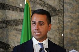 """Di Maio """"Italia capofila per aiutare donne afghane"""""""