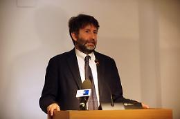 """Franceschini """"Sulla capienza di cinema e teatri serve un passo avanti"""""""