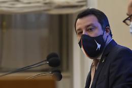 """Salvini """"Il reddito di cittadinanza vada solo a chi non può lavorare"""""""