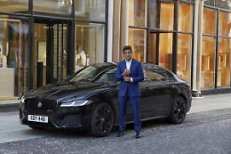 Jaguar XF protagonista di un inseguimento alla James Bond