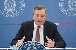 Minacce web dei No Vax a Draghi, perquisizioni
