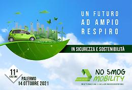 No Smog Mobility, torna a Palermo il 14 ottobre