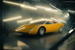 Rinasce Pirelli CN12 che equipaggiava il prototipo Lamborghini Countach