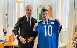 Lega Dilettanti, incontro Sibilia-ministro Orlando su lavoro sportivo