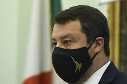 """Salvini """"L'assalto alla Cgil non un atto politico ma delinquenza"""""""