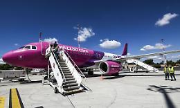 Wizz Air scommette sull'Italia, una nuova base a Venezia