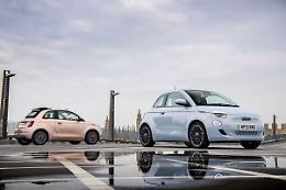 """Nuova 500 """"Small Car of the Year"""" ai News UK Motor Awards"""