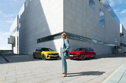 Al via gli ordini della nuova Opel Astra