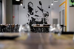 Apre a Imola un nuovo Scrambler Ducati Food Factory