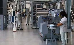 Industria, ad agosto fatturato in crescita