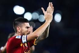 La Roma vince in rimonta a Cagliari, decide Pellegrini