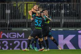 D'Ambrosio e Dimarco firmano il 2-0 dell'Inter a Empoli