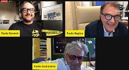 Giallo a Palazzo web: l'incontro con Paolo Roversi