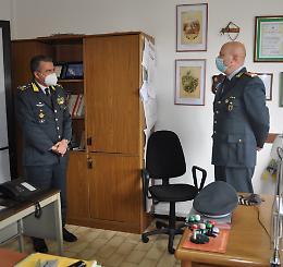 Visita del comandante regionale della GdF al comando provinciale