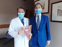 Abio e Cremonese fanno squadra per la Pediatria