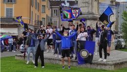 Inter campione d'Italia, a Crema scattano i caroselli