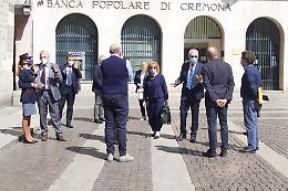 Mattarella inaugurerà la lapide per le vittime del Covid