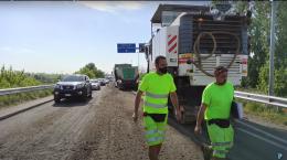 Tangenziale, code e disagi per i lavori di asfaltatura