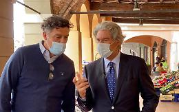 Reportage di Paolo Del Debbio in città ai tempi del Covid