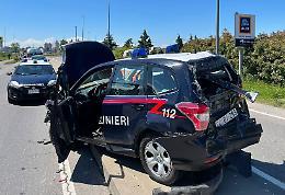 Incidente alle porte di Piacenza, feriti due carabinieri di Caorso