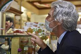 Del Debbio: «Cremona, che incanto. E i negozi resistono»