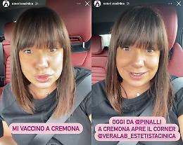 L'Estetista Cinica domani a Cremona per vaccinarsi